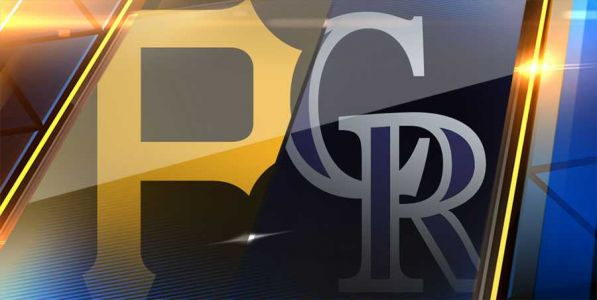 Rockies roll to 5-0 victory over Pirates at PNC Park
