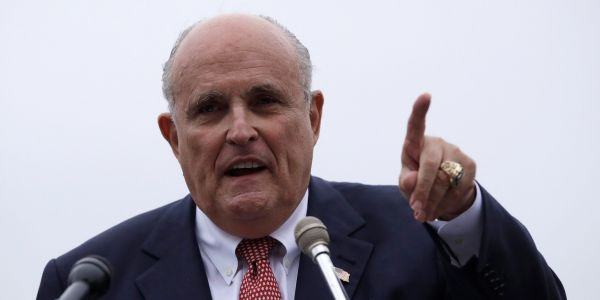 Giuliani says Trump 'never spoke' with Michael Cohen about his testimony, a day after asking 'so what?'
