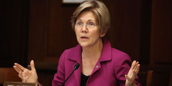'Inappropriate and wrong': Cherokee Nation official throws ice-cold water on Elizabeth Warren's DNA test of Native American heritage