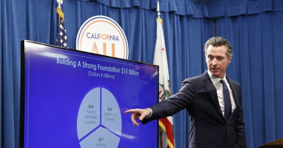California mulls adopting portions of despised Trump tax law