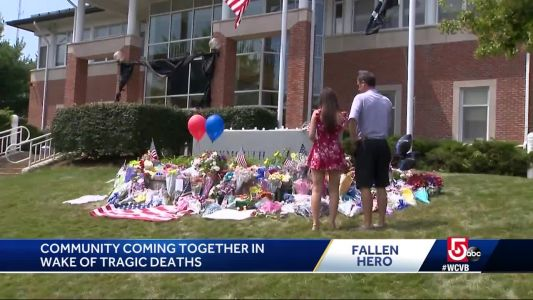 Weymouth community comes together in wake of tragic deaths