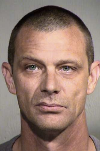 Arizona man arrested after trying to pull over troopers