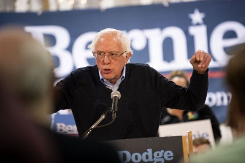 Sanders won't say whether he'll quit the primary if it's clear he won't be the nominee