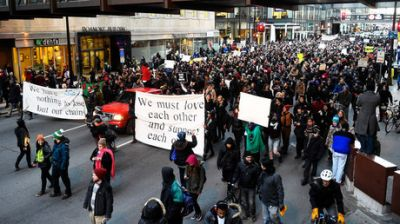 Minneapolis officers involved in Jamar Clark shooting will not be disciplined - police chief