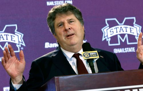 AD: Mississippi St. coach Mike Leach needs to raise 'his cultural awareness'