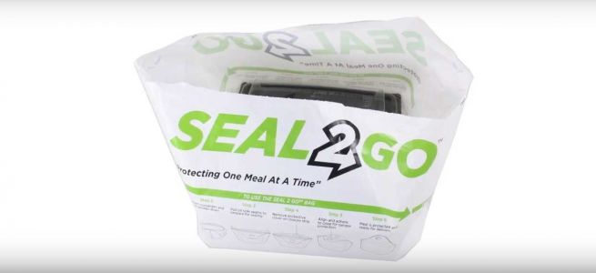 NorCal company's product keeps to-go food safe