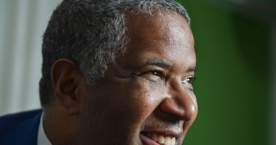 Five things to know about Robert F. Smith, the man who's paying off Morehouse grads' student loans