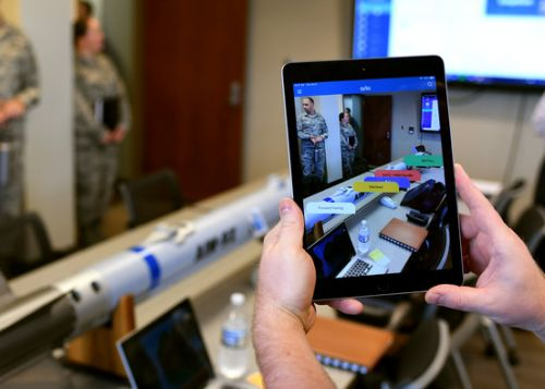 Virtual, augmented reality may hold key to future Air Force training