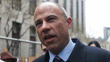 Michael Avenatti Charged With Embezzlement, Trying To Extort $20 Million From Nike