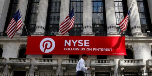Pinterest files for IPO