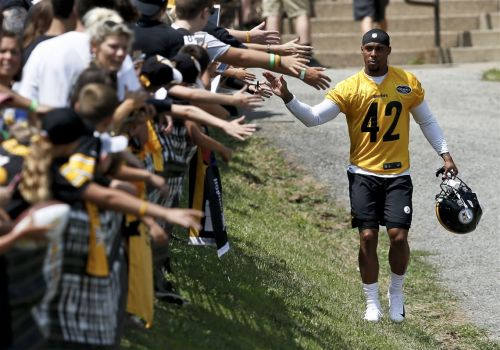 Steelers to trade or release safety Morgan Burnett