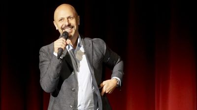 Finding The Punchline: Maz Jobrani On Comedy In The Trump Era