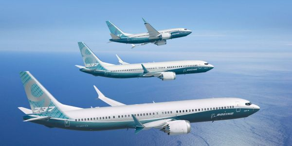 British Airways parent company IAG is buying 200 Boeing 737 Max jets - the first big, public order since 2 of them crashed