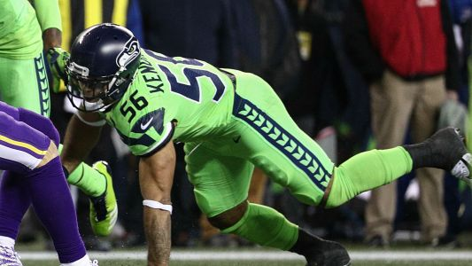 Mychal Kendricks injury update: Seahawks LB reportedly done for season with broken tibia