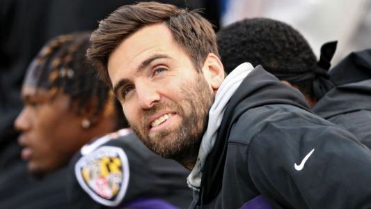 Ravens will move on from Joe Flacco next season, report says