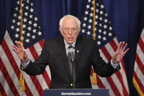 LIVE: Bernie Sanders suspends his presidential campaign