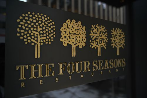 Brazilian hotel company interested in Four Seasons restaurant