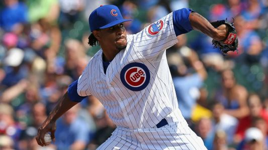 A's Edwin Jackson will tie MLB record when he starts Sunday