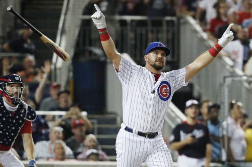 Middletown native Kyle Schwarber is Home Run Derby runner-up