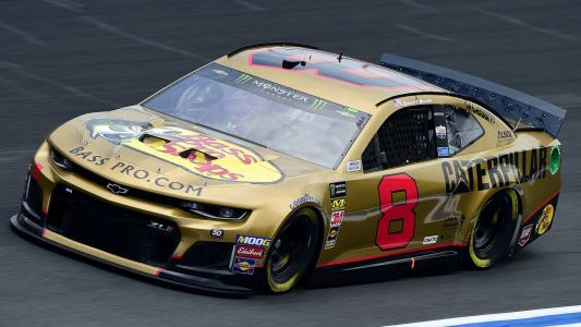 NASCAR starting lineup for Monster Energy Open: Daniel Hemric wins pole