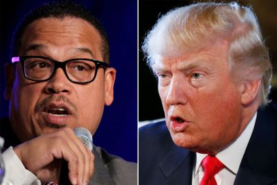 Keith Ellison: Trump has done enough already to be impeached