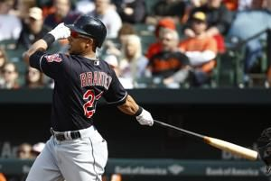 Clevenger tosses 2-hitter to carry Indians past Orioles 4-0