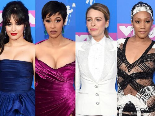 All the looks celebrities wore to the 2018 MTV Video Music Awards