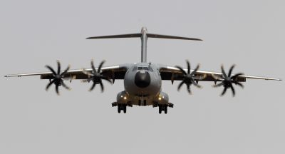 Military jet is a drag on Airbus performance, and 'the jury is still out'