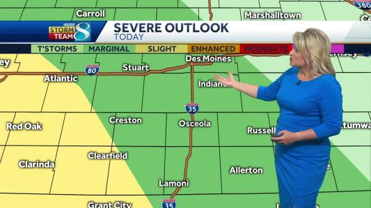 Videocast: Skies Turn Stormy Again