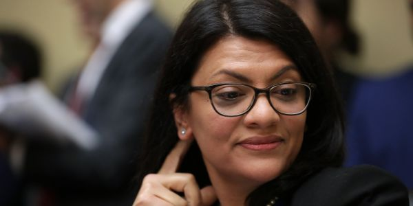 Despite Mueller's preliminary findings, freshman Democrat Rashida Tlaib is privately urging colleagues to join effort to impeach Trump
