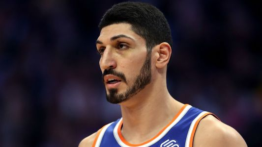 Turkey seeks warrant for Knicks' Enes Kanter's arrest, report says