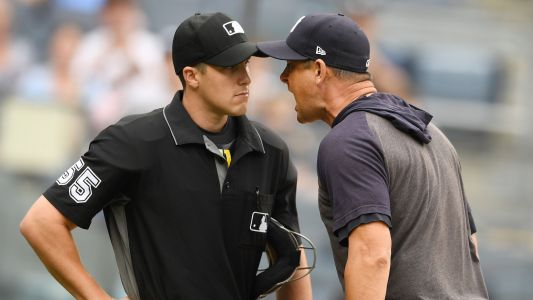 Yankees manager Aaron Boone suspended for 'savages' tirade