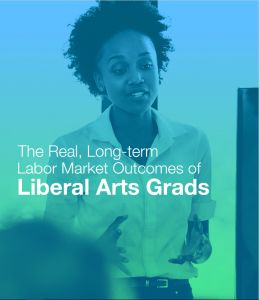 The Real, Long-term Labor Market Outcomes of Liberal Arts Grads