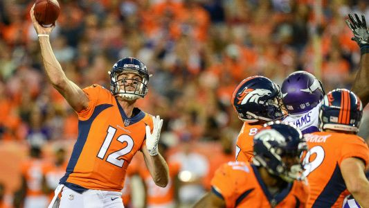NFL free agency rumors: Packers meet with former Broncos QB Paxton Lynch