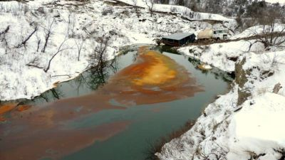 In Just Two Years, The Company Behind DAPL Reported 69 Accidents And Polluted Rivers In 4 States