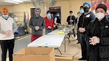 Sikh Volunteers Are Delivering Thousands Of Meals During The Pandemic