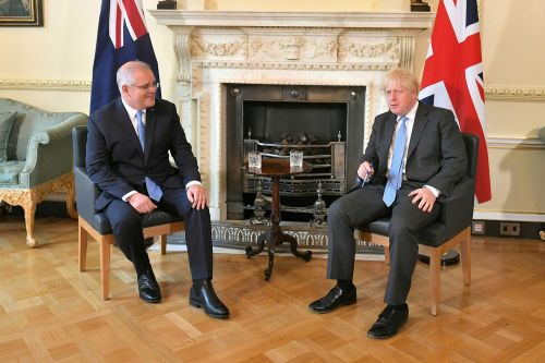 UK and Australia sign trade deal, boosting post-Brexit economy