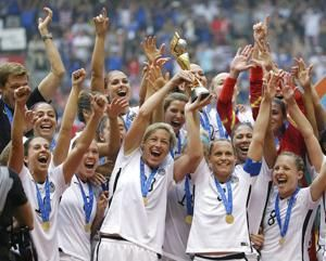 World Cup draw is friendly to US women's soccer team