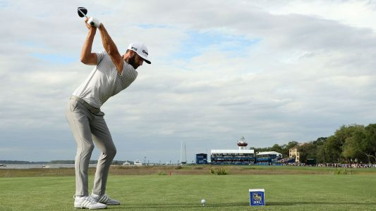 RBC Heritage: Dustin Johnson in solo lead heading into final round