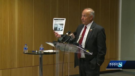 Gov. Reynolds gives Rep. King ultimatum after latest racism controversy