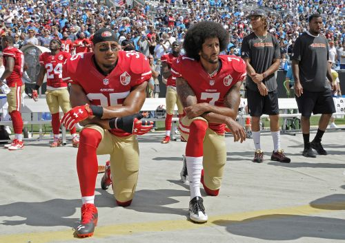 Colin Kaepernick files grievance, says NFL owners 'punished' him for protesting