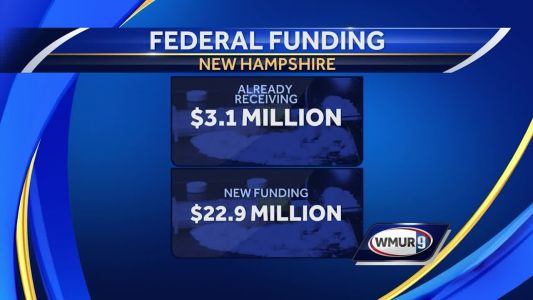 Federal funding for NH's opioid crisis rising under new federal spending bill