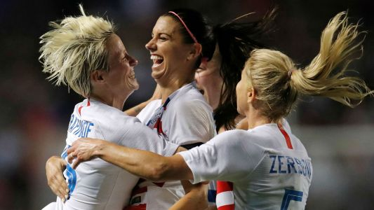 United States gets favorable draw; will meet Thailand, Chile, Sweden in 2019 Women's World Cup