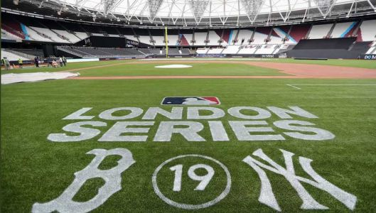 Lynchie with all you need to know for Sox-Yanks London Series