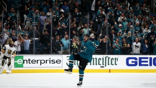 NHL playoffs 2019: Sharks avenge Joe Pavelski injury with historic power play in Game 7 win