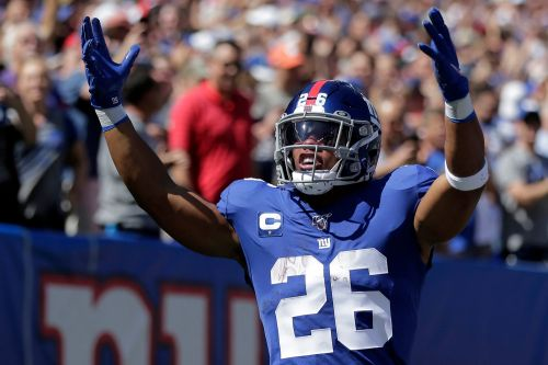 Giants' huge Saquon Barkley contract dilemma will be here soon