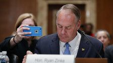 Emails Raise Ethics Questions About Zinke's Ties To Montana Real Estate Deal