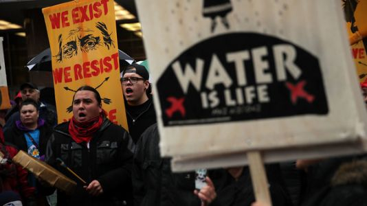Court Rules That Dakota Access Pipeline Must Be Emptied For Now