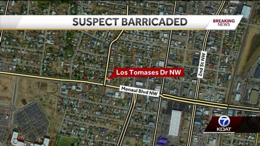 Man wanted in officer-involved shooting causes SWAT standoff
