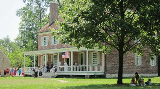 Locust Grove opens a new tour that will give perspective into slaves' lives at the historic home